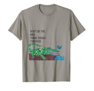 don't be bird t-shirt M
